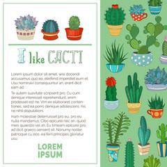 I like cacti background.