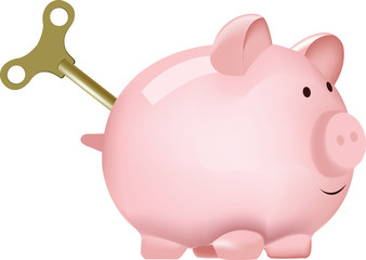 deposito salvadanaio con la ricarica