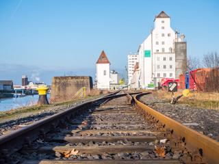 Bamberger Hafen