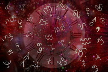 Mysticism and zodiac signs