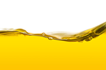 Vegetable oil background