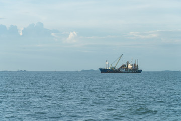 stock tanker ship pattaya thailad