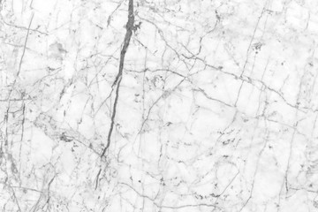 Abstract white marble texture (natural patterns) for design.