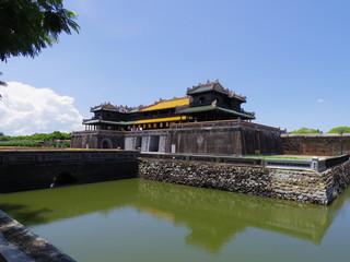 フエのグエン王朝宮殿