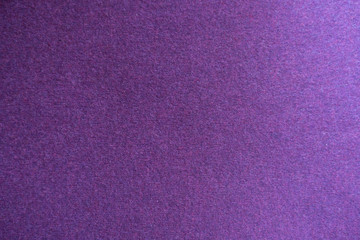 Woolen violet thin jersey fabric from above