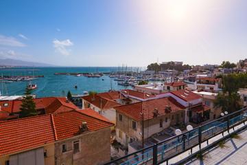 Marina of Mikrolimano, Piraeus, Greece