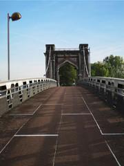 Gate from bridge