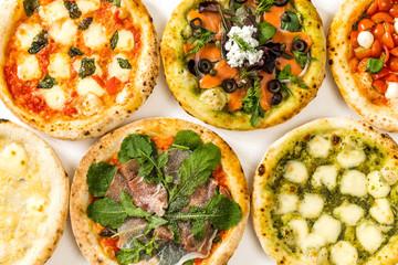 ミックスピッツア イタリア料理 Mix pizza Italian food