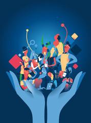 Partecipazione e condivisione
