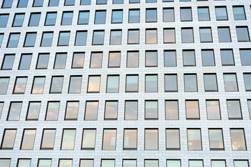 Abstract image background of a corporate building
