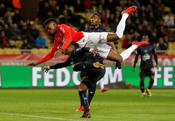 Ligue 1 - AS Monaco vs OGC Nice