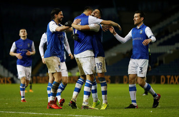 FA Cup Third Round Replay - Sheffield Wednesday vs Carlisle United