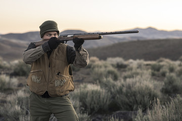 Chukar Hunting in Nevada