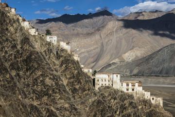 Kharsha Monastery, Kharsha, Zanskar, Ladakh Region, Jammu and Kashmir, India