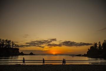 Sunset Bay State Park, Coos Bay, Oregon, USA