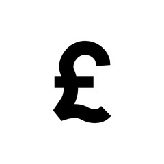 pound symbol icon. Element of United Kingdom culture icons. Premium quality graphic design icon. Signs, outline symbols collection icon for websites, web design, mobile app