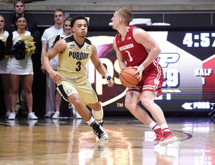 NCAA Basketball: Wisconsin at Purdue