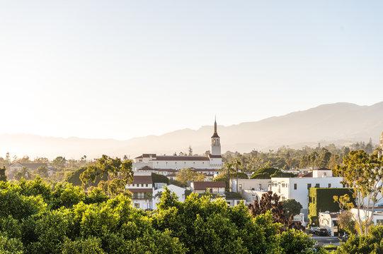 Santa Barbara, California Landscape