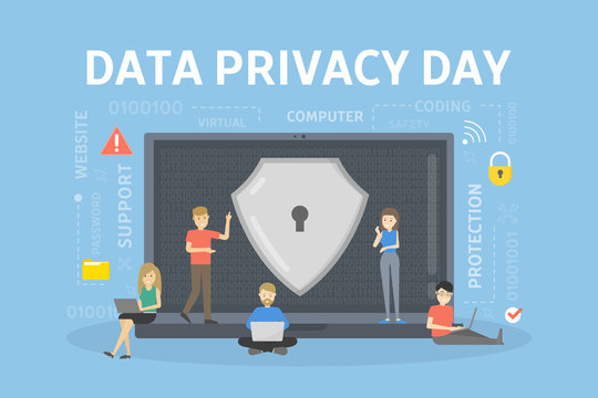 Data privacy day.