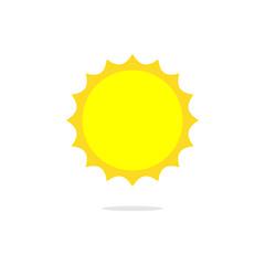 Simple Sun Vector