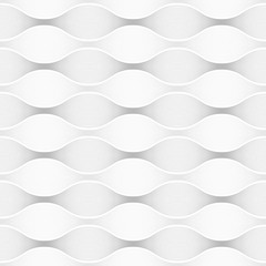 Geometrical Seamless shaded oval shape lines on white background. Available in high-resolution jpeg & editable eps, used for wallpaper, pattern, web, blog, surface, textures, graphic & printing.