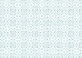 幾何学パターン【水色】