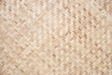 Obraz Wicker / Wicker texture background. - fototapety do salonu