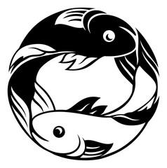 Pisces Fish Zodiac Sign