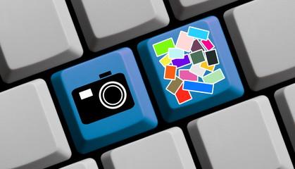Fotos online suchen