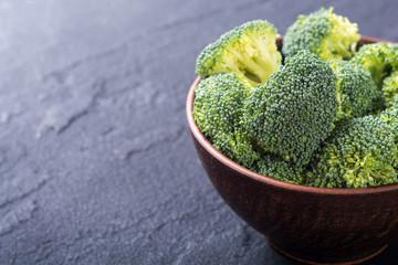 Green broccoli foto