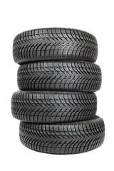 Brand new winter tires