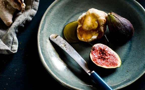 fig and honey