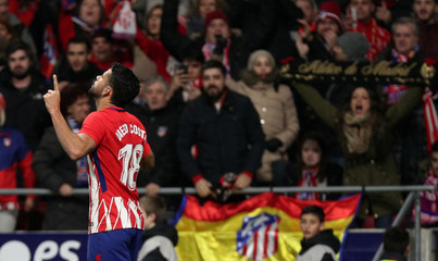 Spanish King's Cup - Atletico Madrid vs Sevilla - Quarter-Final - First Leg
