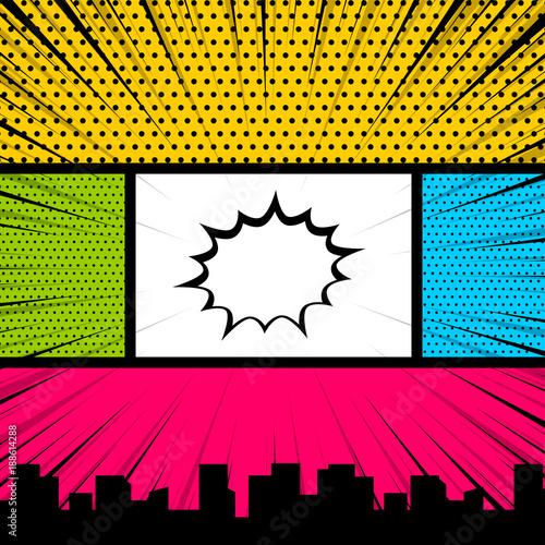 text speech bubble balloon box message burst bomb cartoon funny
