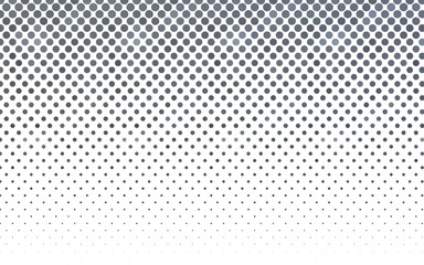 Light Gray vector modern geometrical circle abstract background.