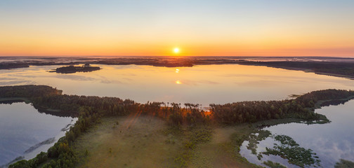 Belarusian lake