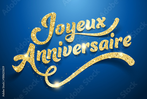 Joyeux Anniversaire Stock Image And Royalty Free Vector Files On