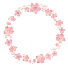 春 桜 フレーム