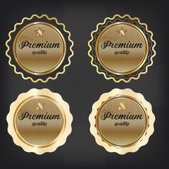 Etichetta premium Quality