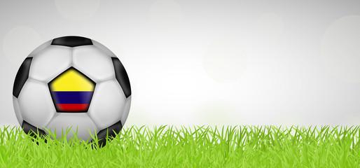 Fußballwiese - Fußball Kolumbien
