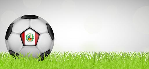Fußballwiese - Fußball Peru