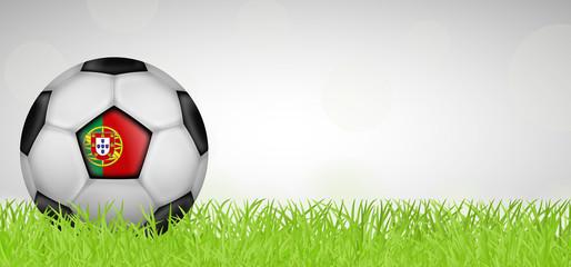 Fußballwiese - Fußball Portugal