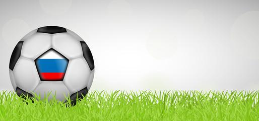 Fußballwiese - Fußball Russland