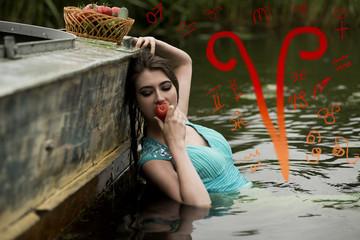 Aries woman ,zodiac signs