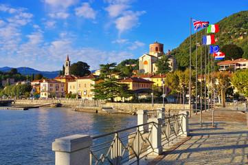 Laveno am Lago Maggiore - Laveno on lake Lago Maggiore