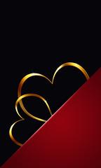 Valentine Card Banner