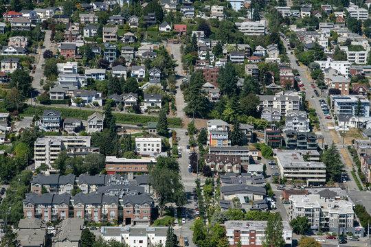 Seattle suburb