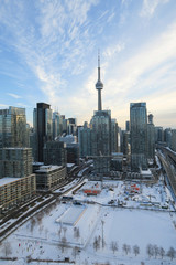 City Skyline Toronto