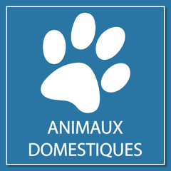 Logo animaux domestiques.