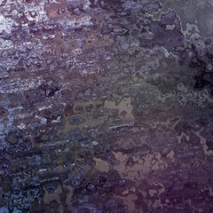 Black asphalt or tar stained wall, background illustration